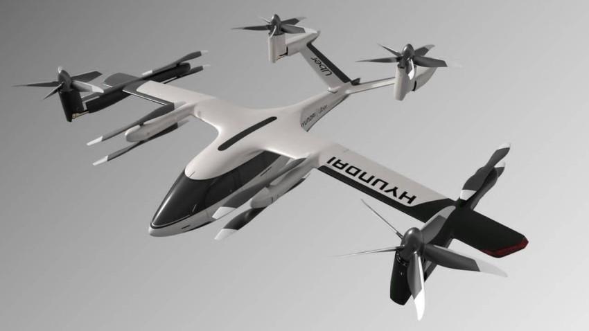 طائرة هيونداي. (من المصدر)