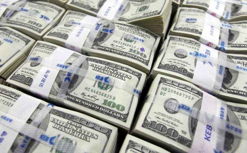 الدولار الأمريكي. (أرشيفية)