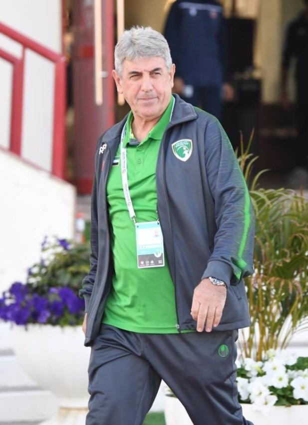 مدرب الإمارات جوكيكا