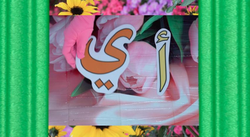 «تمّت دعوة الجميع إلى حفلة» 2018 للفنانة فرح القاسمي
