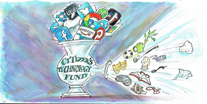 توزيع الأرباح يُحدث صندوق التكنولوجيا للمواطنين