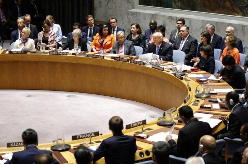 مجلس الأمن الدولي سيكون عليه ضم القوى الجديدة في مجموعة العشرين. (رويترز)