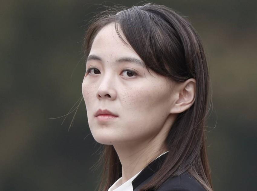 شقيقة الزعيم الكوري الشمالي. (أ ب)