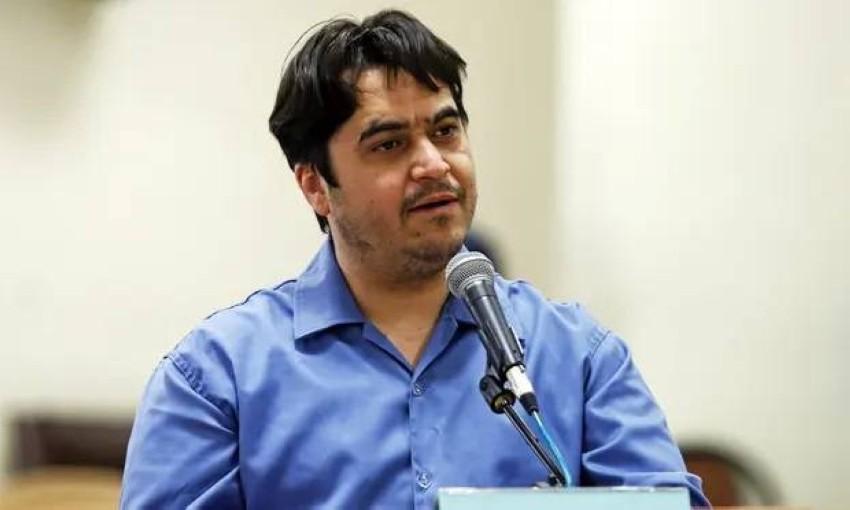 الصحفي الإيراني المعارض. (أ ب)