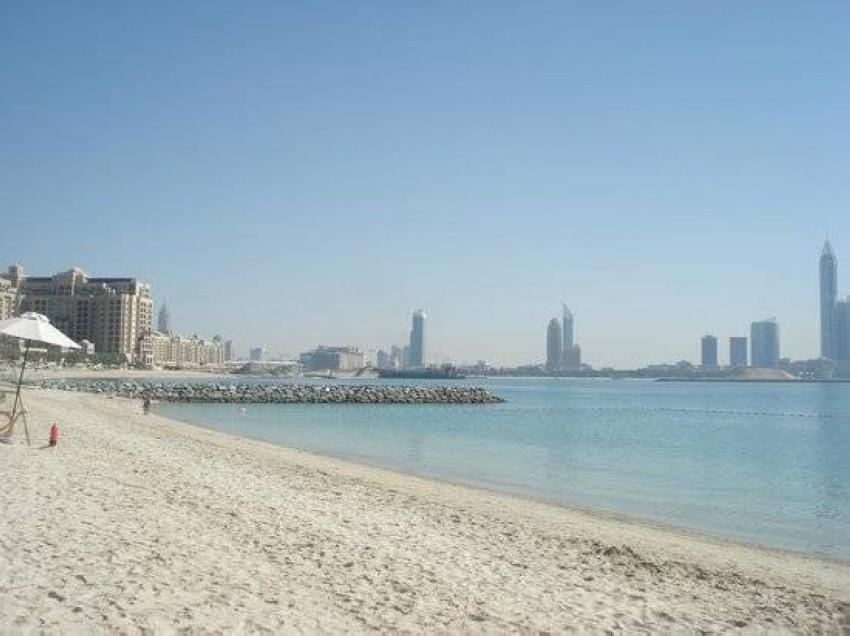 شاطئ الرمال البيضاء للتخييم