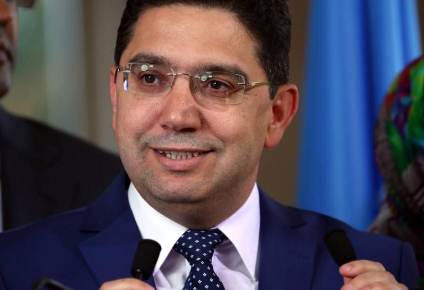 وزير الخارجية المغربي ناصر بوريطة - رويترز.