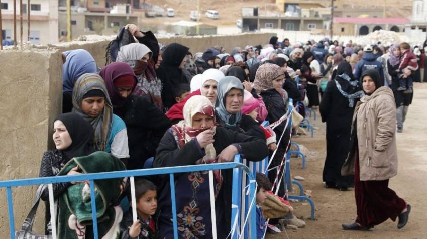 الحرب تسببت في أزمات كثيرة للشعب السوري. (أرشيفية)