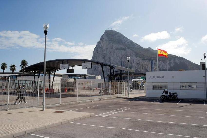 اتفاق مبدئي وجدل مرتقب حول جبل طارق.. من تداعيات بريكست. (رويترز)