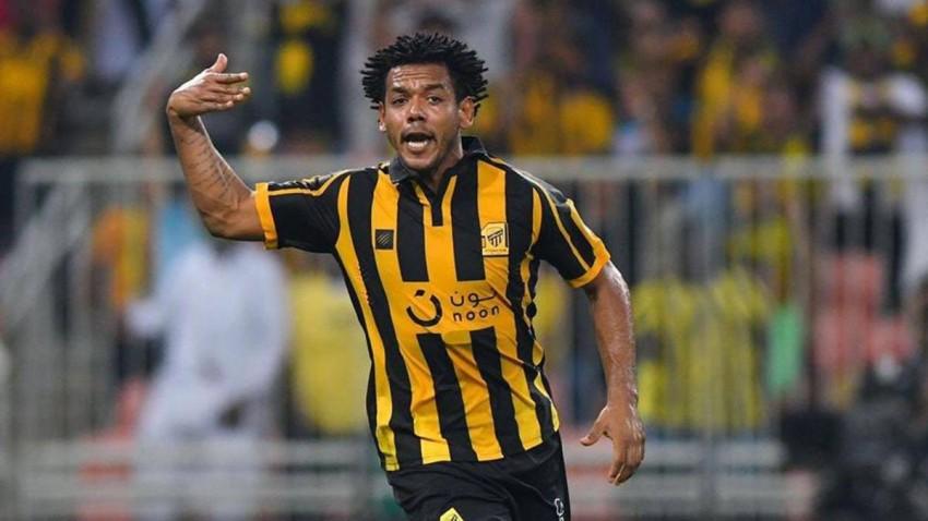 رومارينيو لاعب اتحاد جدة. (SPL)