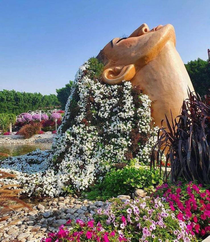 حديقة المعجزة دبي