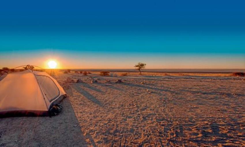 صحراء مليحة