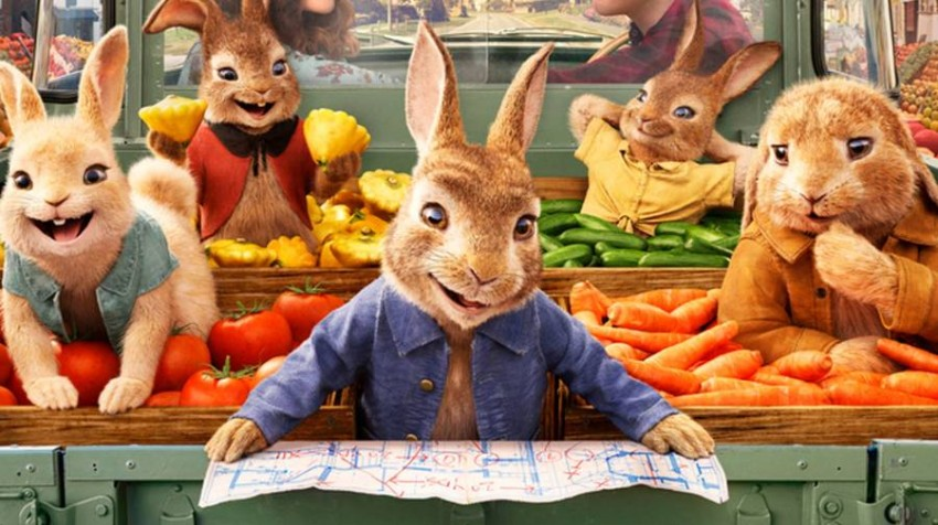 Peter Rabbit 2The Runaway