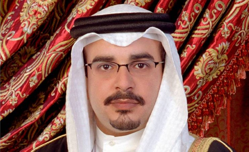 الأمير سلمان بن حمد آل خليفة.