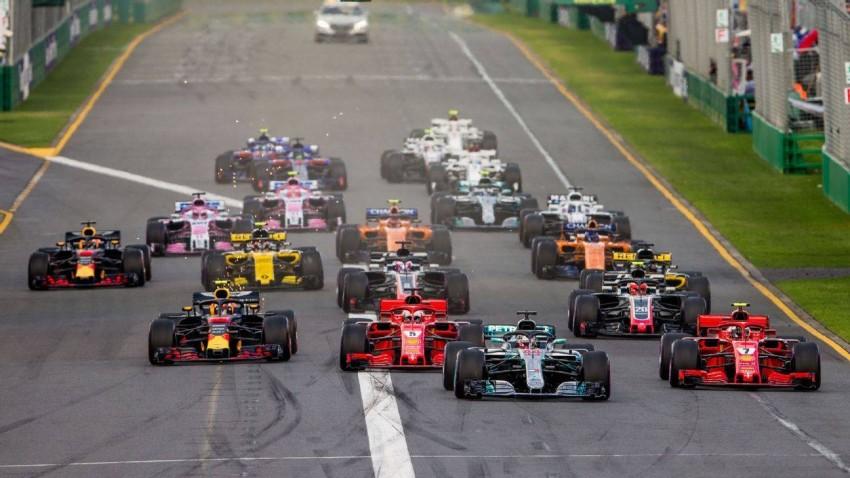 بطولة جائزة أستراليا للفورمولا 1. (رويترز)