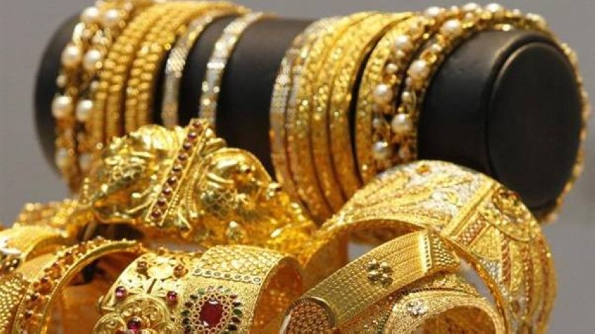 أسعار الذهب في مصر اليوم.