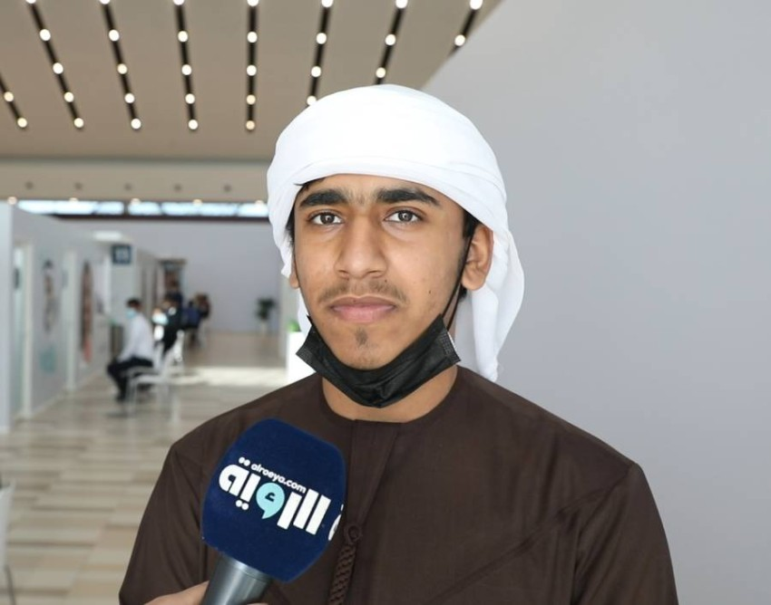 سلطان محمد المزروعي.