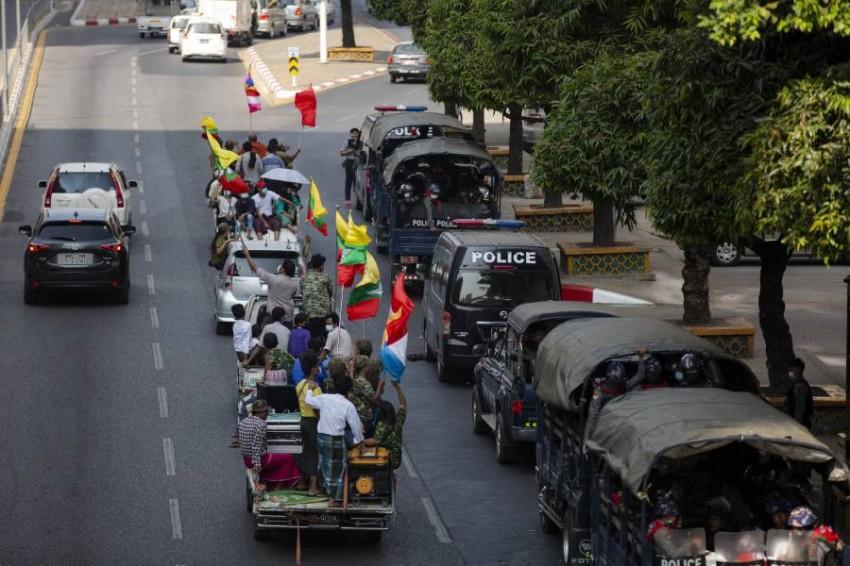 ميانمار (بورما). (رويترز)