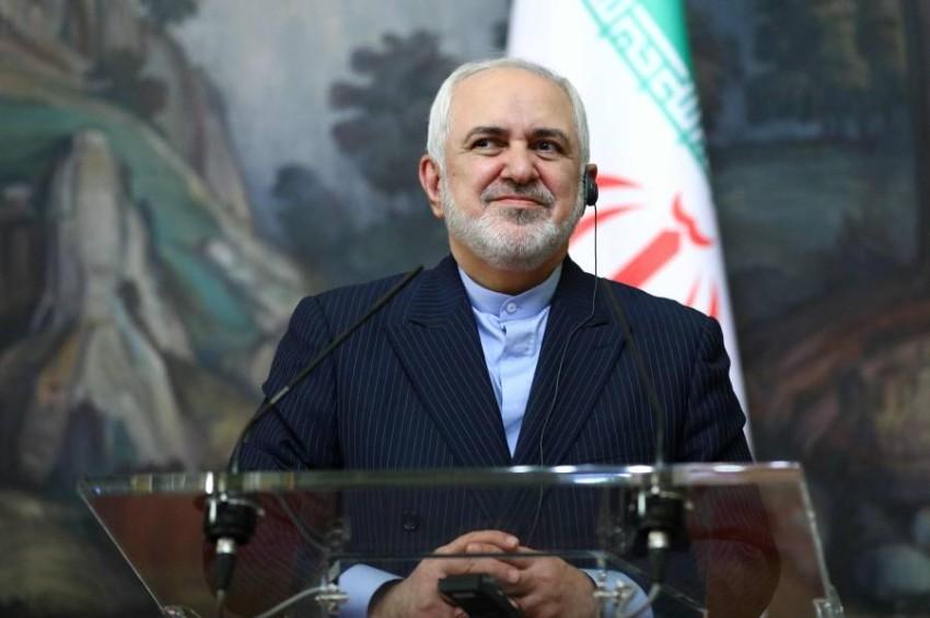 وزير الخارجية الإيراني محمد جواد ظريف - أ ف ب.