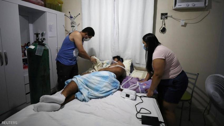 اكتشاف أول إصابة بسلالتين من فيروس كورونا في البرازيل