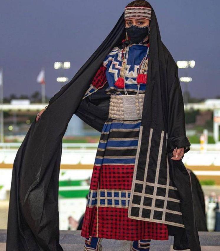 أزياء كأس السعودية