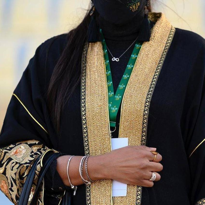 التفاصيل المميزة للأزياء السعودية