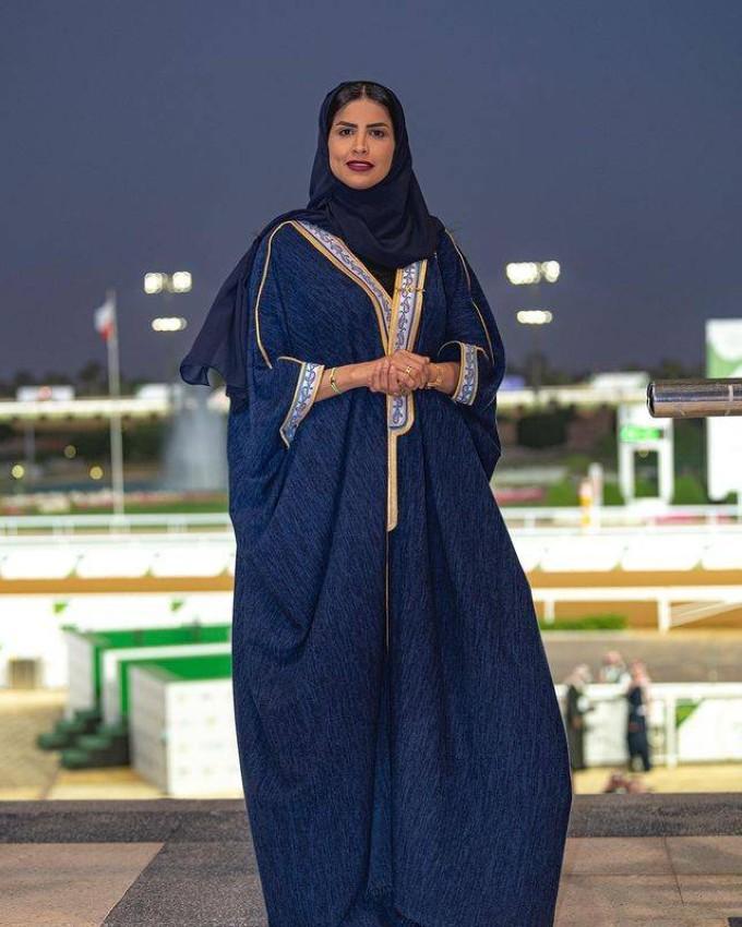 أزياء أنيقة من كأس السعودية