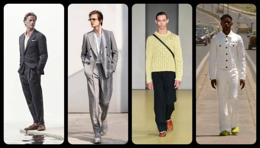 أزياء الرجل لربيع 2021
