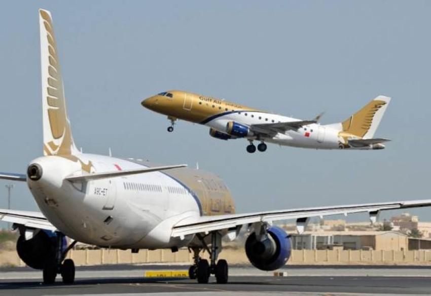 طيران الخليج. (أرشيفية)