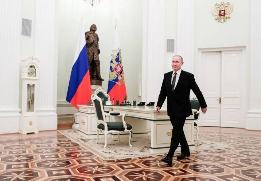 أحد برامج مؤسسة كارنيغي يركز على دراسة روسيا التاريخ والجغرافيا. (أ ف ب)