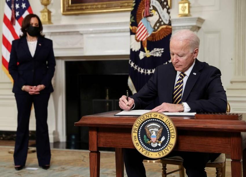 مجلس العلاقات الخارجية يعد خزانة أفكار البيت الأبيض، والداعم الأكبر للرئيس الأمريكي وقت الطوارئ. (رويترز)