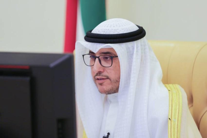 وزير الخارجية الكويتي الشيخ أحمد ناصر المحمد الصباح - الرؤية