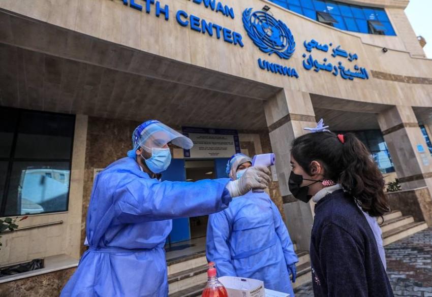 فلسطين تشدد قيود كورونا بسبب ارتفاع الإصابات - أب.