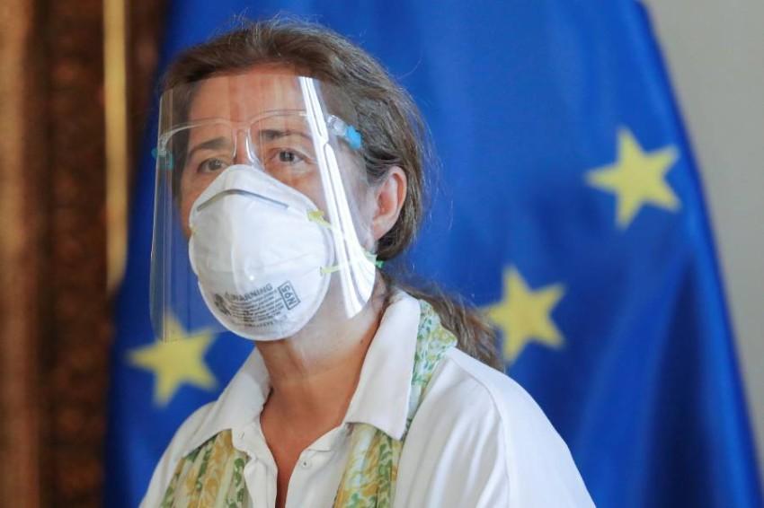 الدبلوماسية الأوروبية. (رويترز)