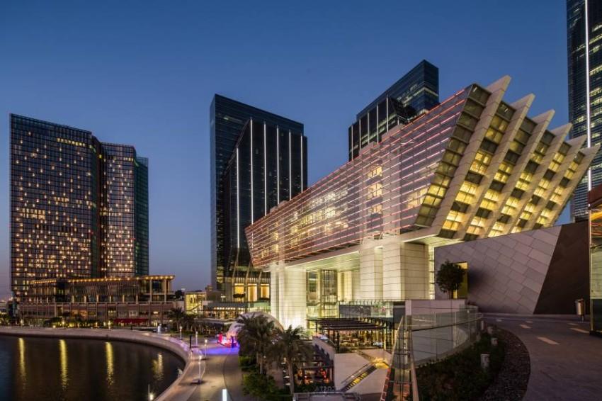 سوق أبو ظبي العالمي. (أرشيفية)