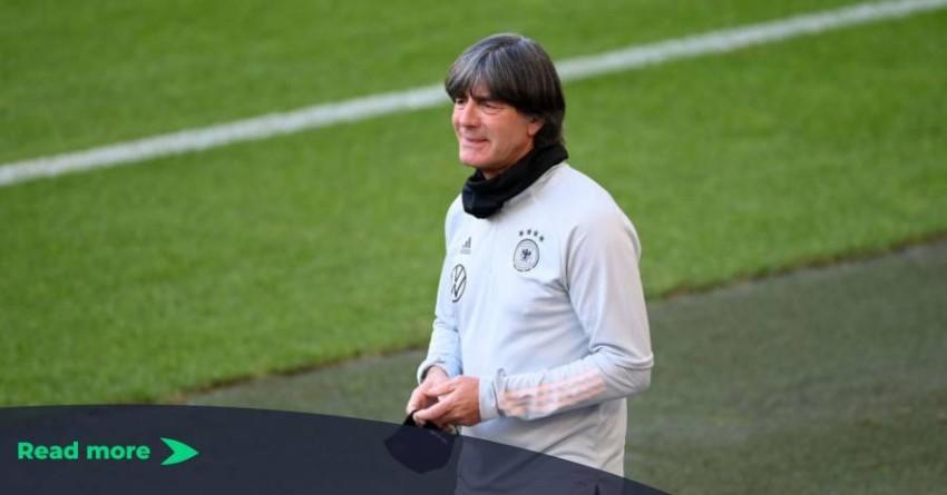 مدرب المنتخب الألماني يواخيم لوف. (غيتي)