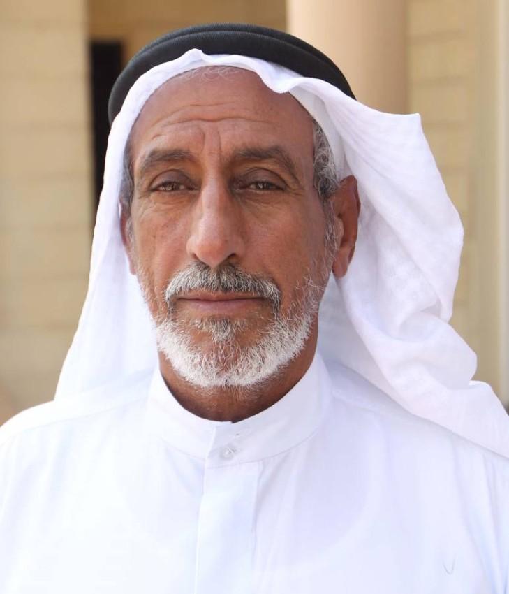 مبارك محمد الحمادي.