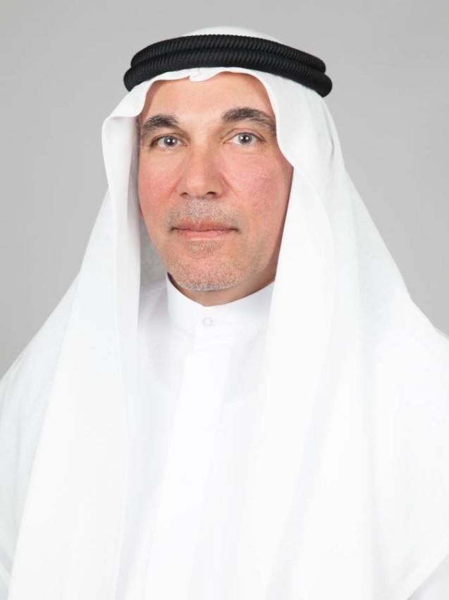 خالد علي البستاني مدير عام الهيئة الاتحادية للضرائب. (من المصدر)