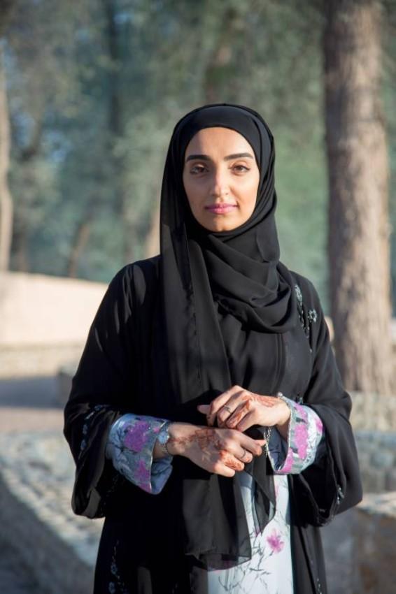 مريم البلوشي.