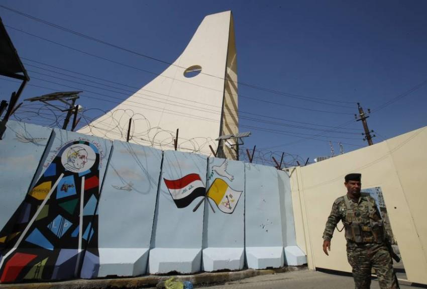 مشكلات سياسية واقتصادية وتدخلات خارجية تعرقل استقرار العراق. (أ ب)