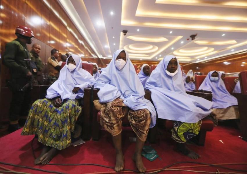 إطلاق سراح 279 تلميذة خُطفن في نيجيريا - رويترز.