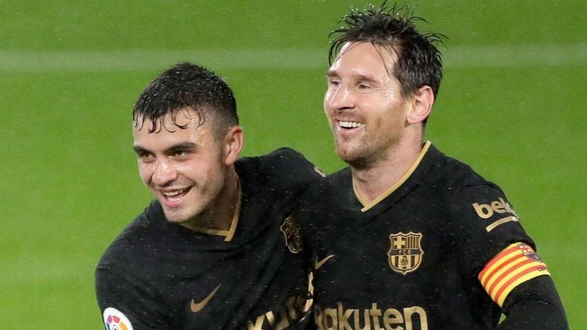 بيدري لاعب برشلونة. (إي إس بي إن)