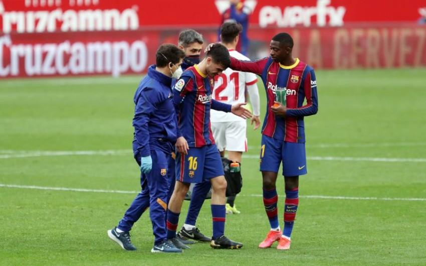 بيدري لاعب برشلونة. (الموقع الرسمي لنادي برشلونة)