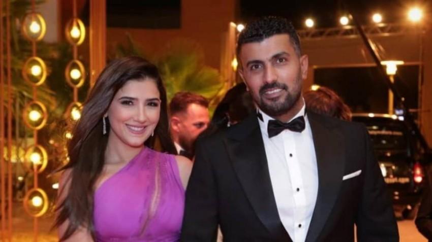 محمد سامي ومي عمر.
