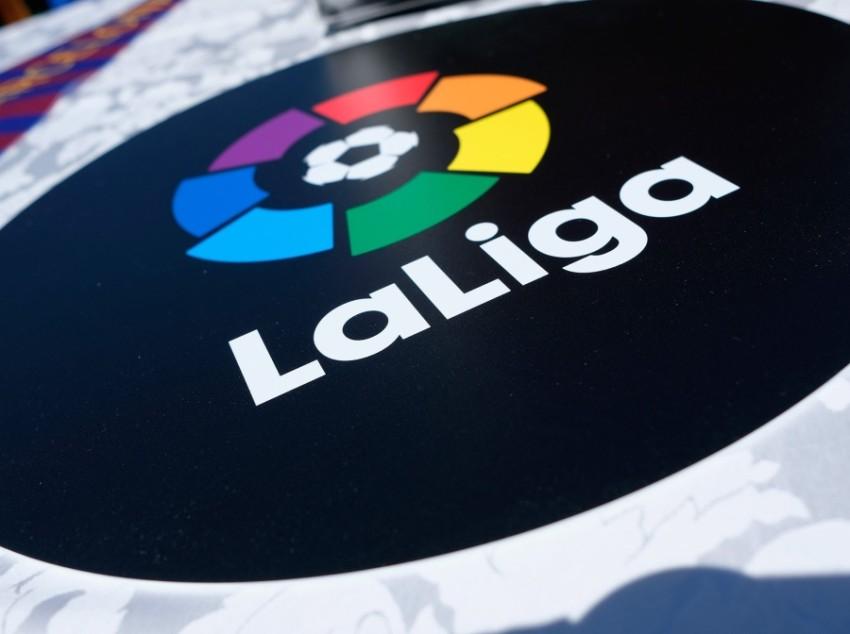 شعار الليغا الإسبانية. (الرؤية)