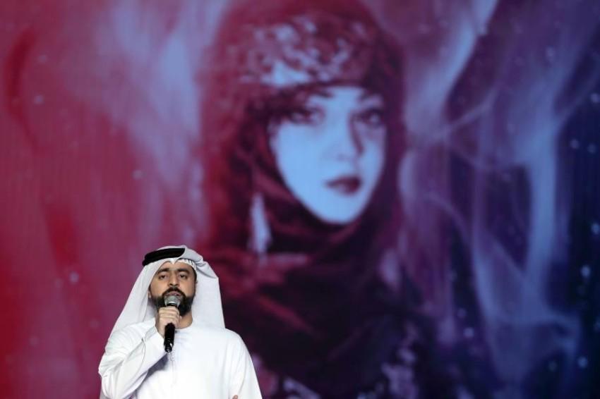 الفنان أحمد الرضوان