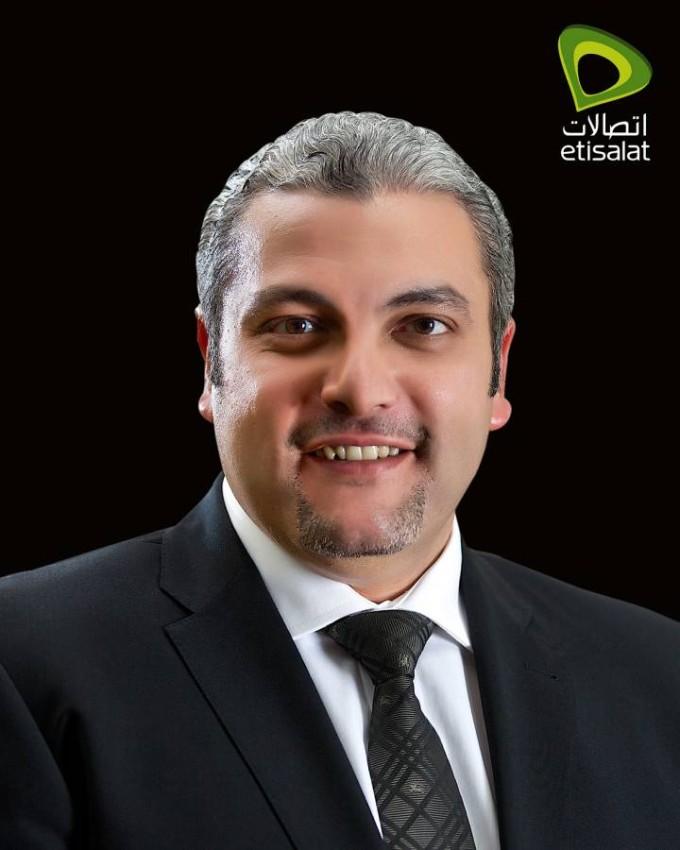 خالد الخولي، الرئيس التنفيذي لقطاع الأفراد في اتصالات.