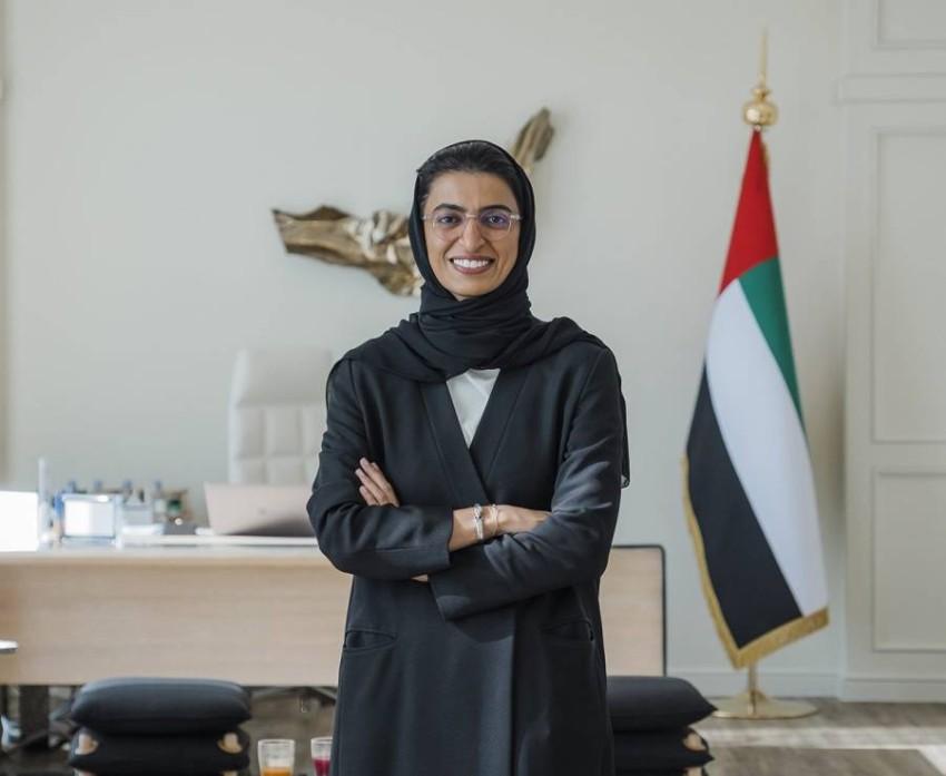 وزيرة الثقافة والشباب، نورة بنت محمد الكعبي