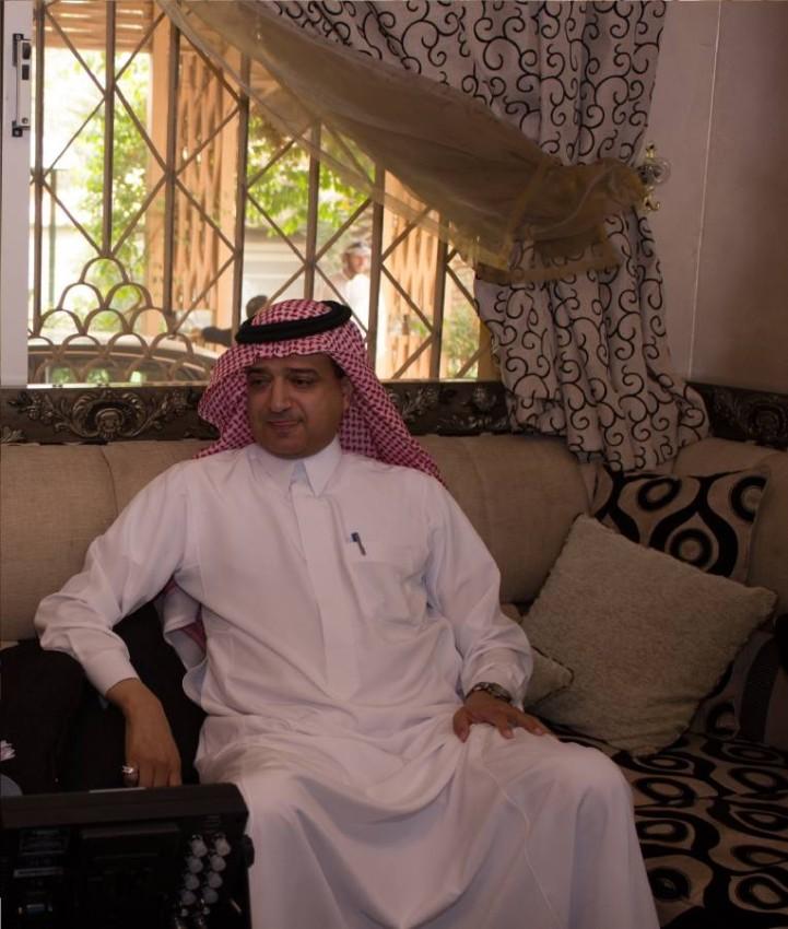 خالد المسيند.