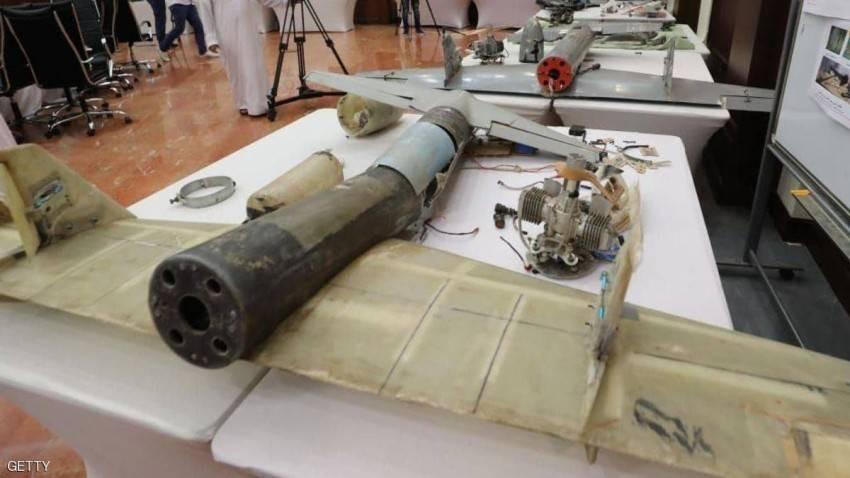 «درون» تستخدمها ميليشيات الحوثي في استهداف السعودية. (أرشيفية)