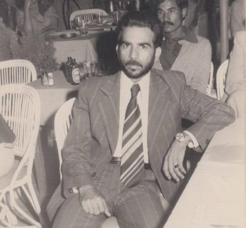 محمد الملا- القاهرة 1975.